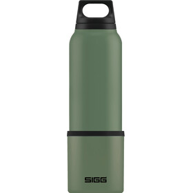 Sigg Hot & Cold Accent Drinkfles 0,75l groen